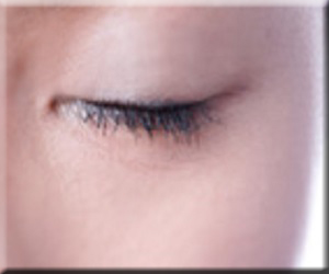 eyelash pictures closed eye